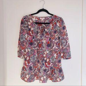 Liberty of London peasant blouse size XS